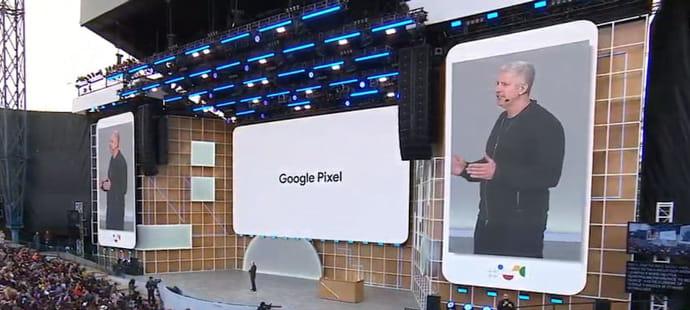 Google I/O: toutes les annonces, entre IA, smartphone à prix cassé et domotique