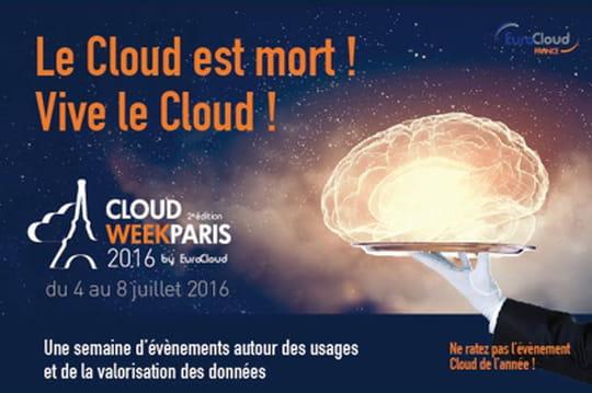 CloudWeek Paris 2016: demandez leprogramme!