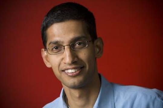 Sundar Pichai promu responsable de tous les produits Google