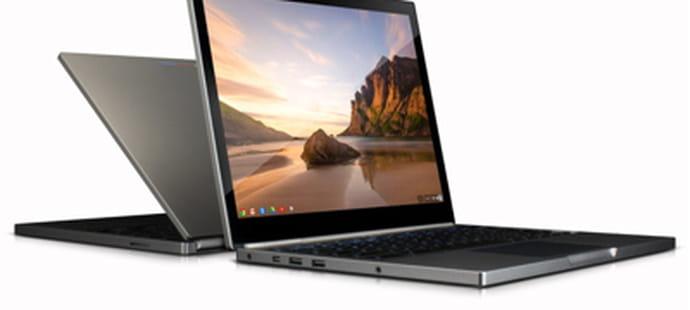 5 Chromebooks pour les pros
