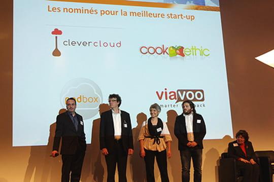 Les Trophées d'EuroCloud France 2013 en images