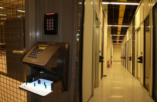 Sécurité du datacenter