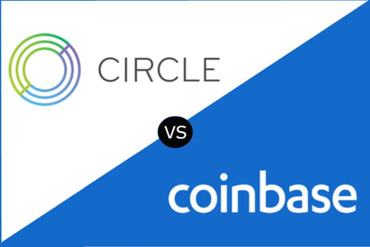 Circle vs Coinbase: bras de fer entre deux géants des crypto-monnaies