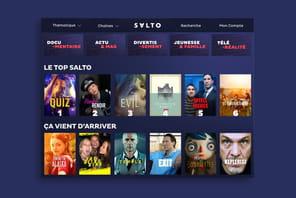 Salto : le Netflix français de TF1, France TV et M6 est lancé