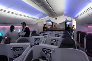 A quoi ressemble le Dreamliner de Qatar Airways?