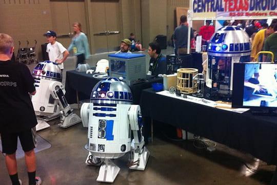 Les robots déferlent sur le festival South By Southwest
