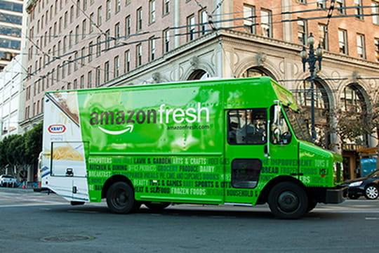 E-commerce alimentaire : que trame Amazon auRoyaume-Uni ?