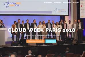 Cloud Week 2018: Mounir Mahjoubi et Cédric Villani ouvriront l'événement