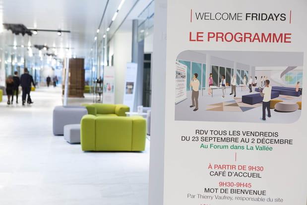 """Des """"welcome fridays"""" pour se former aux nouveaux outils digitaux"""