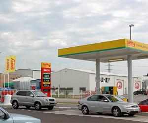 le prix du gazole dans les stations simply market a baissé de 3,88% en 2009.