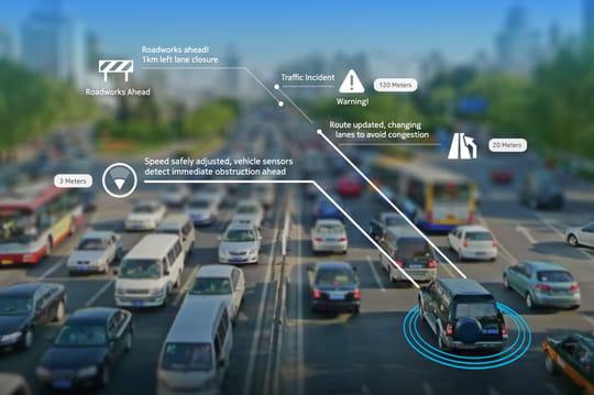 Here exploitera les data des véhicules connectés d'Audi, BMW et Daimler