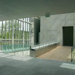 le musée de l'orangerie, à paris.
