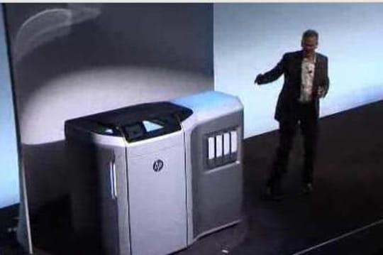 Impression 3D : HP lève enfin le voile sur ses projets
