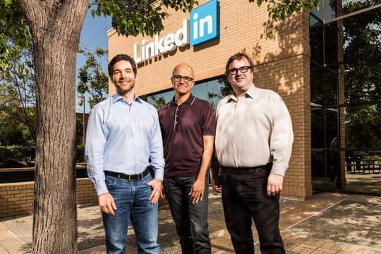 Pourquoi Microsoft s'empare de LinkedIn