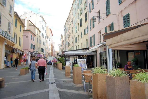 9e : Ajaccio (Corse-du-Sud), 34,8 mètres carrés de pouvoir d'achat