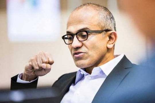 La force de vente chez Microsoft