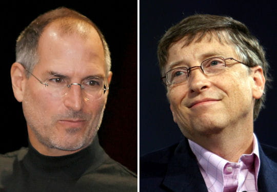 Bill Gates, le meilleur ennemi