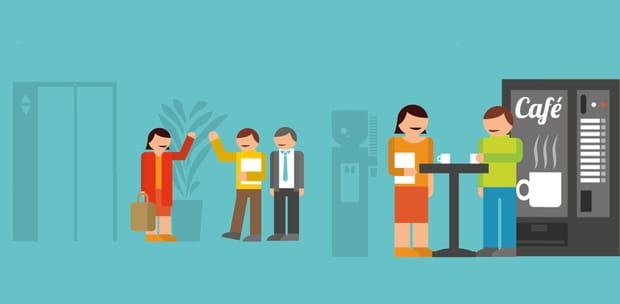 Vie de bureau: comment les Français travaillent au quotidien