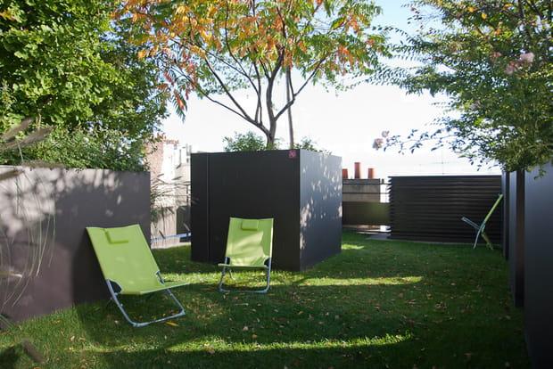 Criteo : terrasses verdoyantes