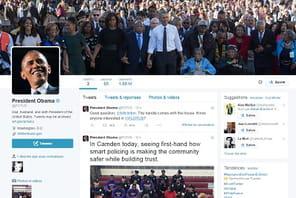 Barack Obama débarque sur Twitter