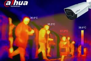 Contre le coronavirus, Dahua Technology livre ses caméras intelligentes à la France