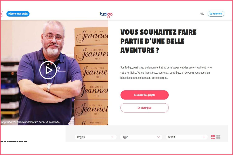 Crowdfunding: Tudigo lève 2millions d'euros pour financer les TPE-PME