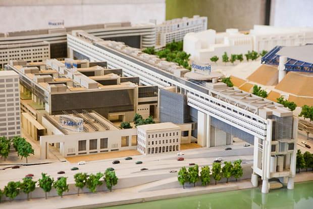 Bercy : architecture symbolique