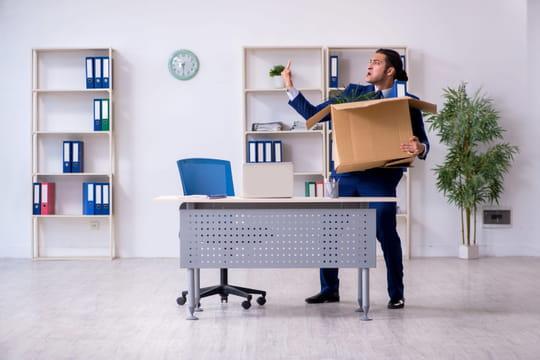 Licenciement pour insuffisance professionnelle: les règles