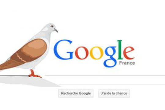 SEO : Google Pigeon déployé en France