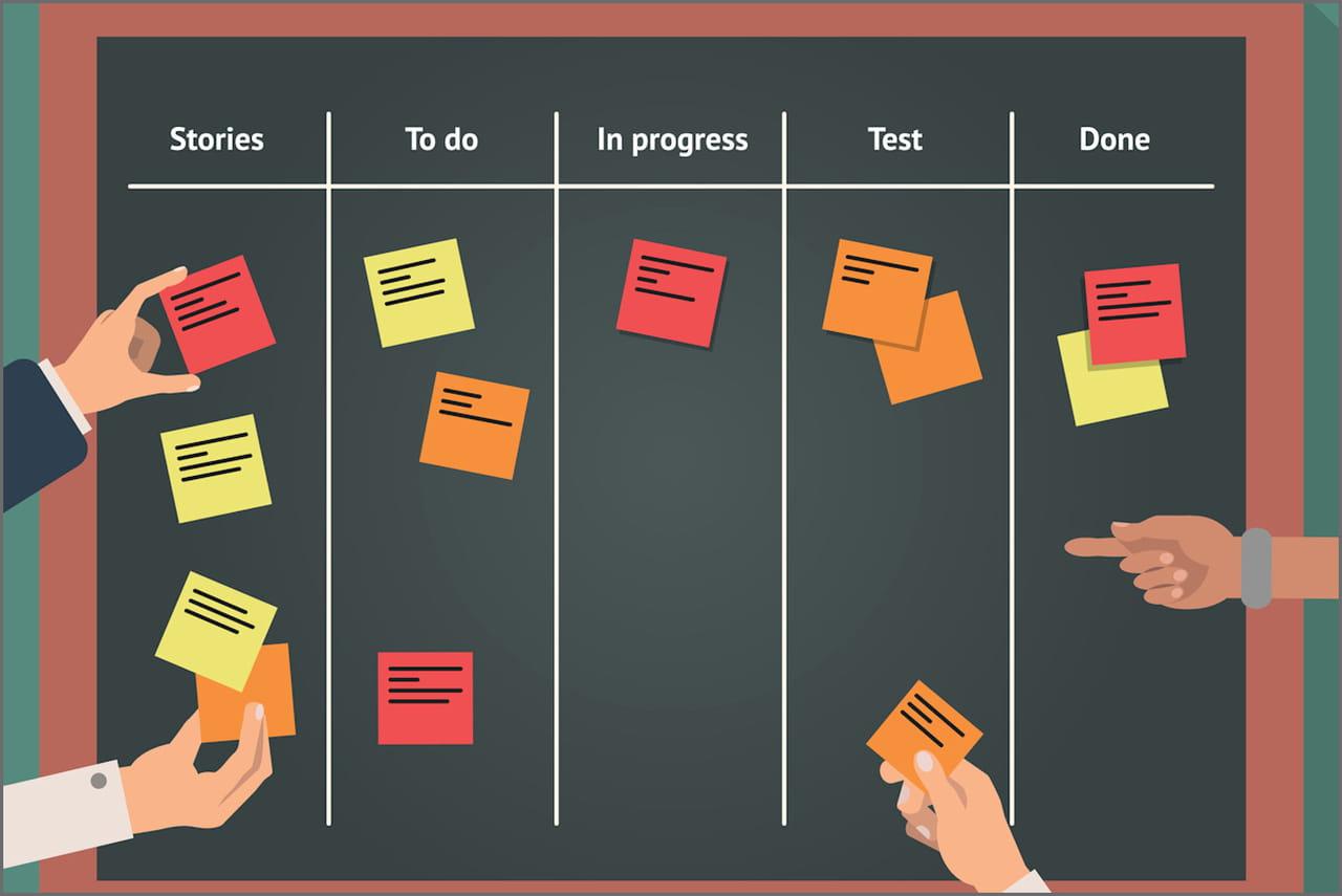Comparatif Plan De Travail méthodes agiles : les différences entre scrum et safe et