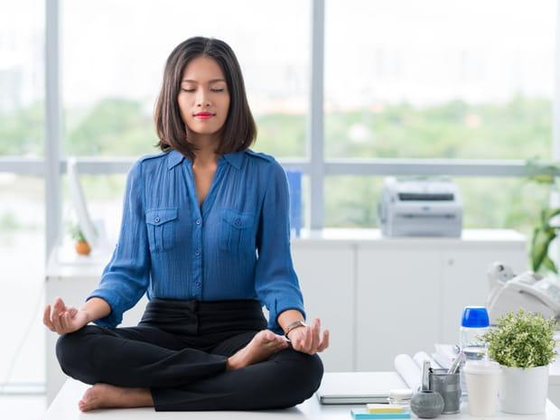 10 techniques pour améliorer sa santé au travail