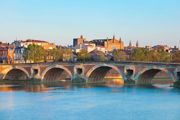7e ex aequo : Toulouse