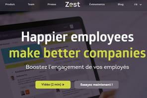Exclusif: ZestMeUp lève 800000euros