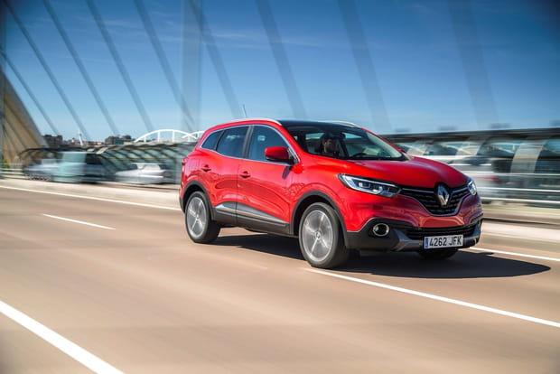 Renault Kadjar Business: le SUV taillé pour l'entreprise