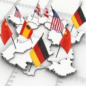 quelles sont les régions qui attirent le plus les investisseurs étrangers ?