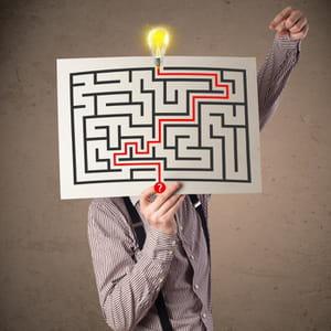votre raisonnement doit être suivi facilement par votre interlocuteur.