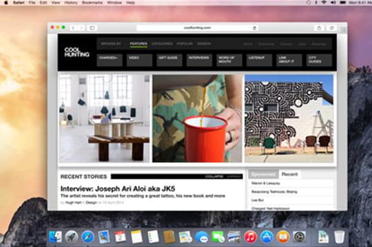 OS X 10.10 Yosemite : un système Mac pour séduire les utilisateurs d'iOS