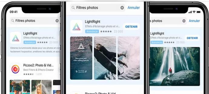 Search Ads: comment tirer parti de l'offre pub d'Apple?