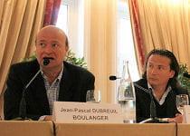 jean-pascal dubreuil (boulanger) et jean-françois greco (but)
