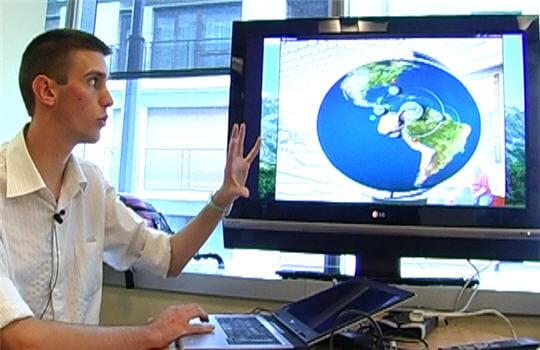 The Sphere : la santé de la planète en direct