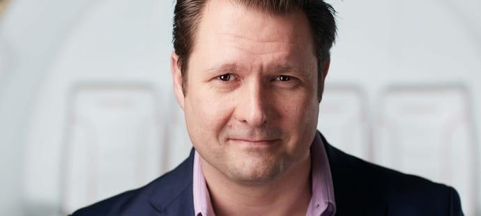 """Dirk Ahlborn (Hyperloop Transportation Technologies):""""Nous avons eu des discussions pour créer un Hyperloop en France"""""""