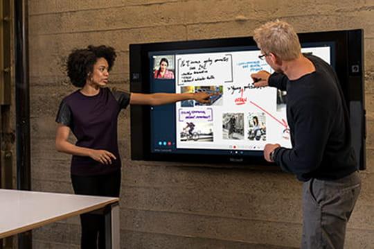 La Surface Hub commercialisée en France en septembre pour 6557euros