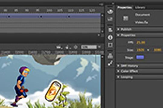 Adobe Flash passe à HTML5