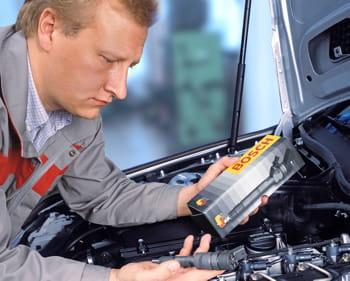 bosch est avant tout un équipementier automobile.