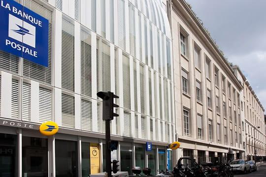 Banque Postale façades