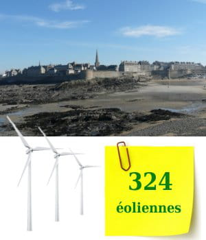 la première région de france qui possède le plus d'éoliennes est la bretagne.