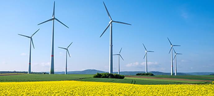 Des innovations pour prédire la production d'énergie éolienne