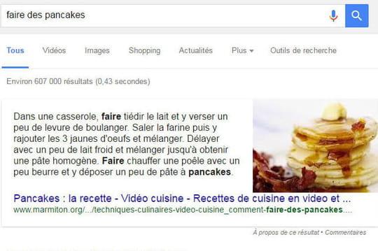 Google empêche-t-il des sites médias d'avoir des featured snippets?