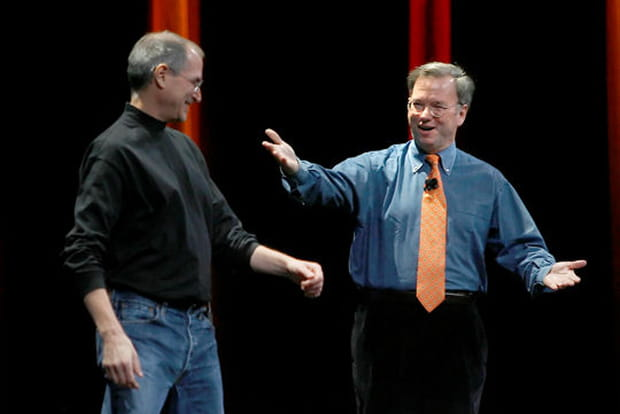 Google, le rival de Steve Jobs