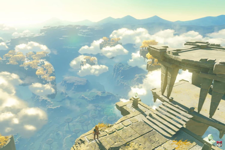 Zelda Breath of the Wild2: sortie, précommande, trailer...